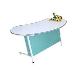 Письмовий стіл металевий