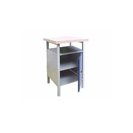 Металлический стол для мастерской
