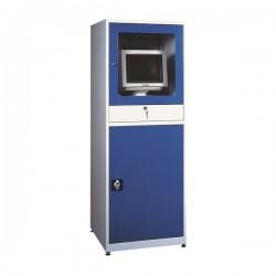 Шкаф металлический для производственного компьютера