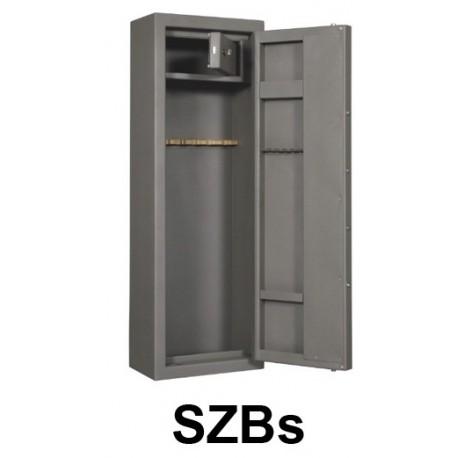 Шкаф металлический для хранения оружия и боеприпасов