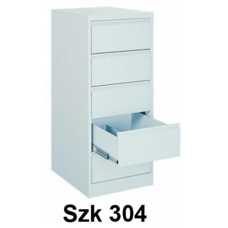 Картотечный металлический шкаф