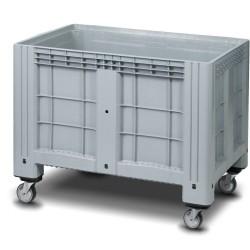 Пластиковый контейнер iBox на колёсах
