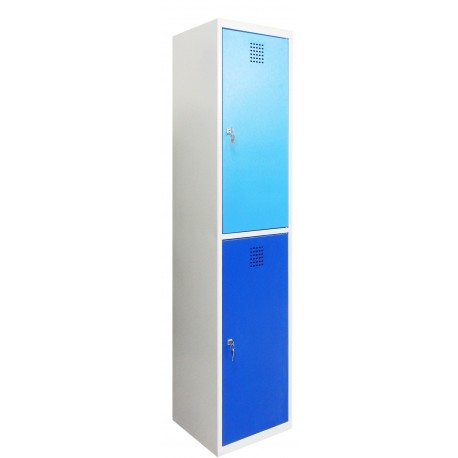 Локер - ячеечный металлический шкаф