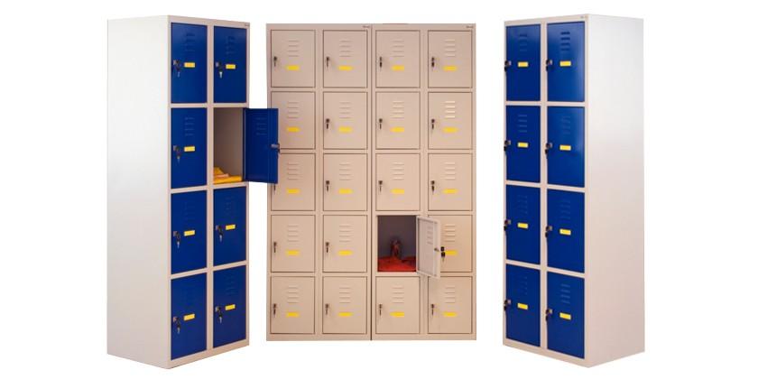 Металлические шкафы - локеры