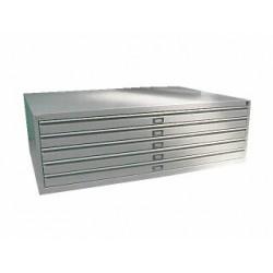Шкаф для хранения чертежей и другой документации формата А0.