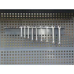Горизонтальна підставка для гайкових ключів Snn № 4