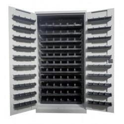 Метизный шкаф для мастерской Swm 205