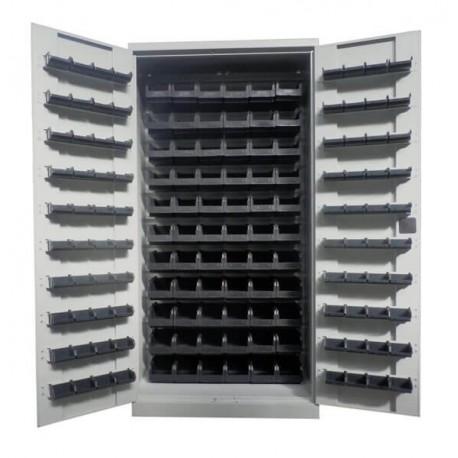 Metal cabinet for workshop