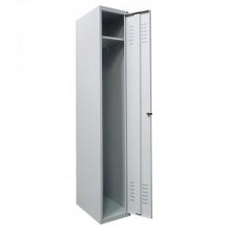 Гардеробный металлический шкаф