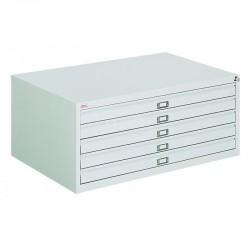 Шкаф для хранения чертежей и другой документации формата А1.