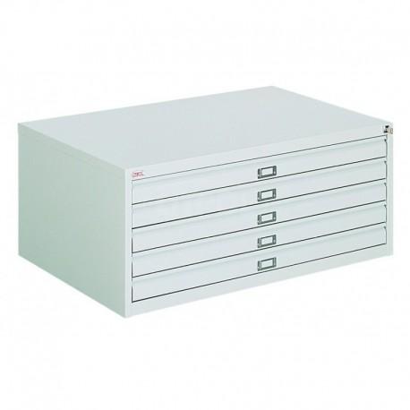 Шкаф Srm 101 для хранения чертежей и документации формата А1