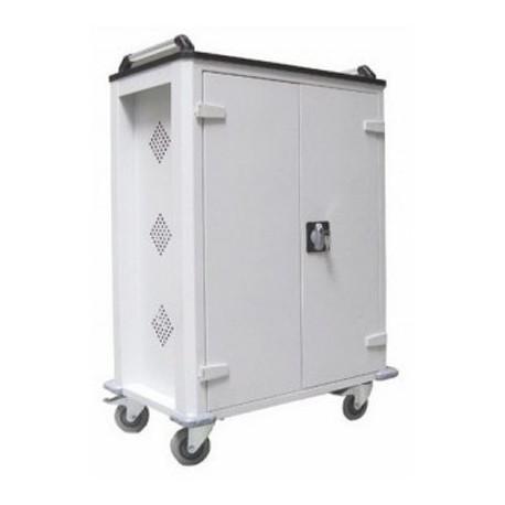 Мобильный шкаф для хранения ноутбуков
