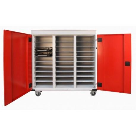 Мобильный шкаф для хранения ноутбуков WNL 310