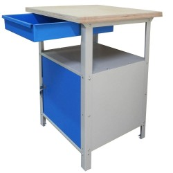 Стол-тумба для мастерской