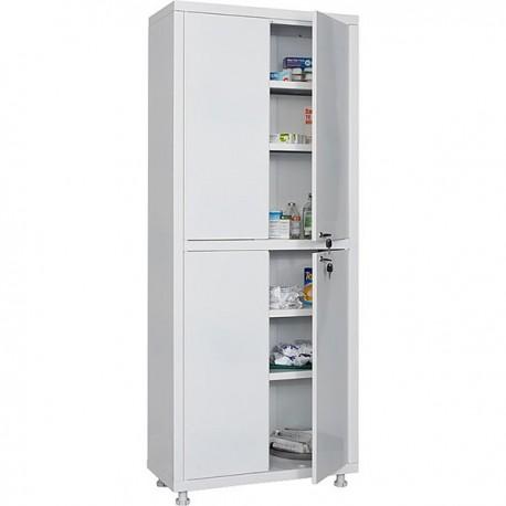 Двухстворчатый медицинский шкаф Sml 322