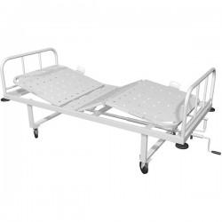 Bed medical shield type
