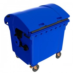 Пластиковий контейнер для сміття SULO на 1100 л