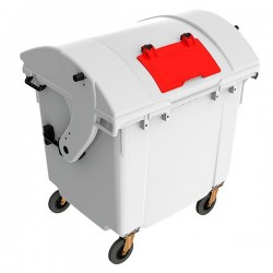 Garbage container 1100 l