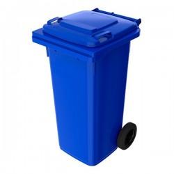 Пластиковый мусорный контейнер SULO 120 л