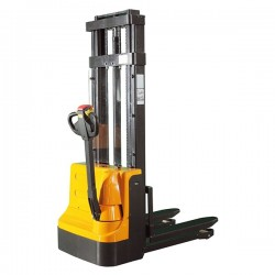 Штабелер электрический (1500 кг, подъём 5000 мм)