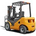 Навантажувач вилковий (2000 кг, підйом 4500 мм)
