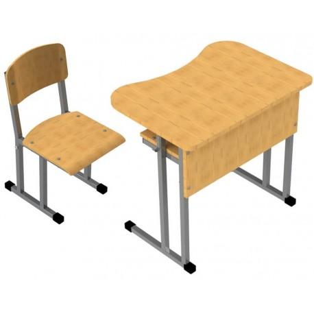 Комплект одномісний (парта та стілець)