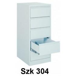 Картотечный шкаф (5 ящиков)