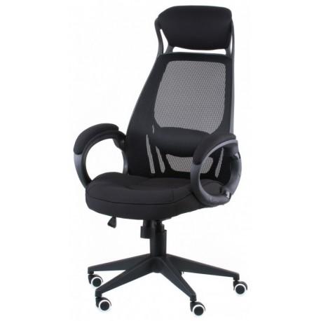 Крісло керівника Special4You Briz black fabric