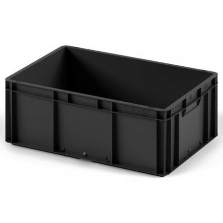 Антистатический пластиковый ящик ЕС 12.311