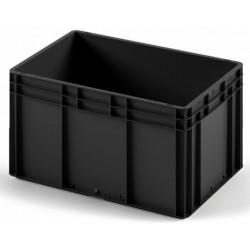 Антистатический пластиковый ящик ЕС 12.312