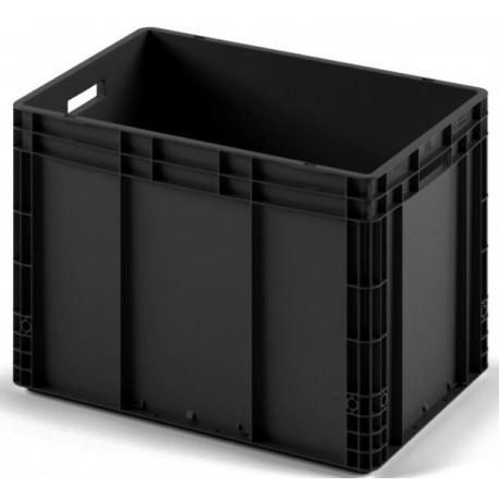 Антистатичний пластиковий ящик ЄС 12.313