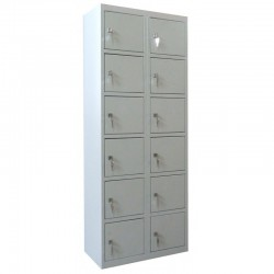 5 tier locker (monoblock/welded construction)