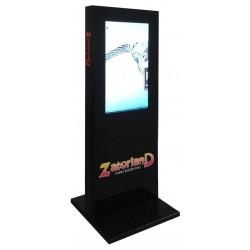 Мультимедійна рекламна стійка (система Digital Signage)