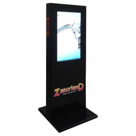 Мультимедийная рекламная стойка (система Digital Signage)