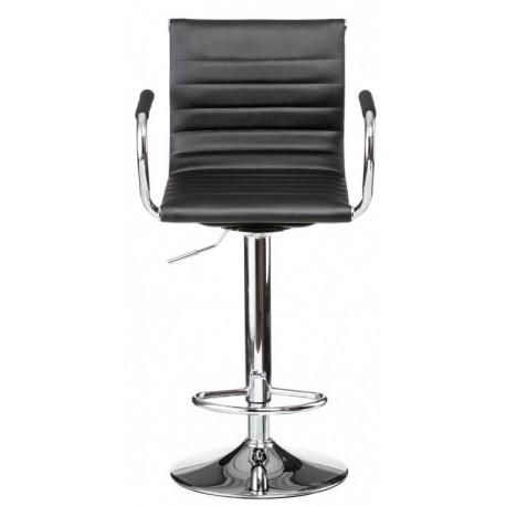 Барный стул Special4You Bar black plate