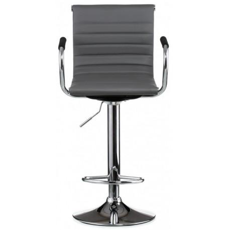 Барный стул Special4You Bar grey plate