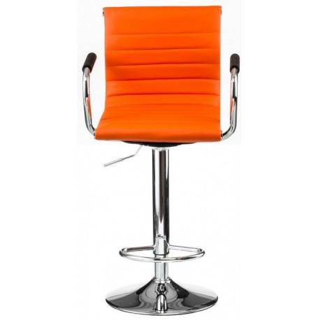 Барний стілець Special4You Bar orange plate