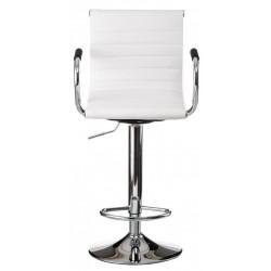 Барний стілець Special4You Bar white plate
