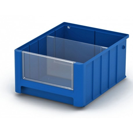 Plastic box for shelves SK 3214