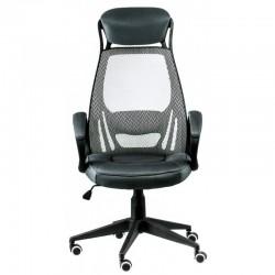 Кресло руководителя Special4You Briz grey/black