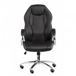 Кресло руководителя Special4You Cross black