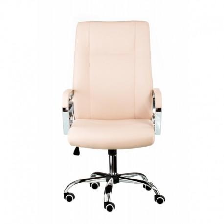 Кресло руководителя Special4You Marble beige