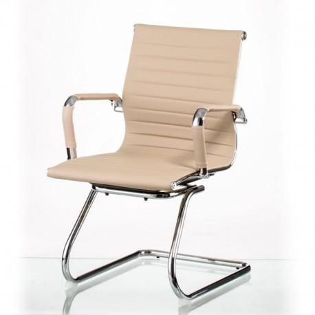 Крісло відвідувача Solano office artleather