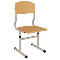 Школьный регулируемый ученический стул
