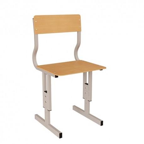 Школьный нерегулируемый ученический стул