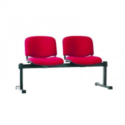 Стільці для зони очікування ISO-2 Z black