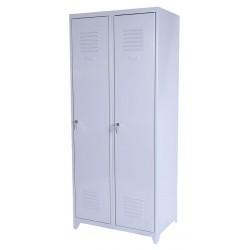 Гардеробный металлический шкаф Sum 421 б/п