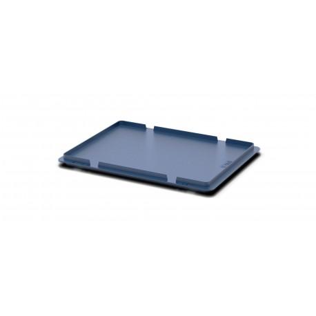 Кришка для пластикових ящиків R/RL-KLT 50.512