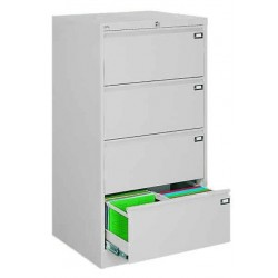 Filing metal cabinet 4 drawers