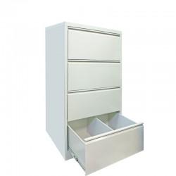 Картотечный шкаф на четыре выдвижных ящика Szk 322 Spec